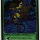 TMNT Trading Card Game - Foil Card #39 - BMX - Ninja Turtles