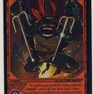 TMNT Trading Card Game - Foil Card #59 - Phoenix - Ninja Turtles