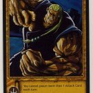 TMNT Trading Card Game - Foil Card #69 - Hun - Ninja Turtles