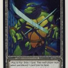TMNT Trading Card Game - Foil Card #98 - Nitouryu - Ninja Turtles