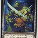 TMNT Trading Card Game - Uncommon Card #98 - Nitouryu - Ninja Turtles