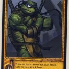 TMNT Trading Card Game - Uncommon Card #64 - Leonardo - Ninja Turtles