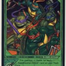TMNT Trading Card Game - Uncommon Card #30 - Combination Attack - Ninja Turtles