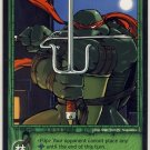 TMNT Trading Card Game - Uncommon Card #24 - Raphael - Ninja Turtles