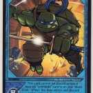 TMNT Trading Card Game - Uncommon Card #17 - Blue Dragon - Ninja Turtles