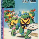TMNT Japanese Trading Card - PP Card #18 - Teenage Mutant Ninja Turtles