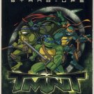 TMNT Fleer Series 2 Trading Card - TMNT Group Stand-Up - Shredder Strikes - Ninja Turtles