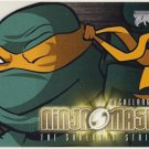 TMNT Fleer Series 2 Trading Card - Michelangelo Ninja Mask - Shredder Strikes - Ninja Turtles