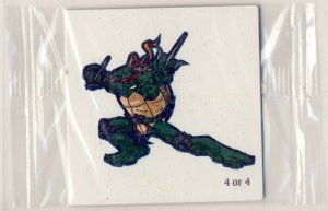 Raphael Airheads Tattoo #4 of 4 - TMNT - Teenage Mutant Ninja Turtles