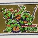 Ninja Turtles Vintage Foil Sticker - Group - TMNT