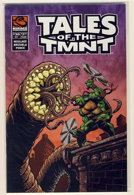 Tales of the TMNT Vol. 2 #30 Comic Book - Ninja Turtles