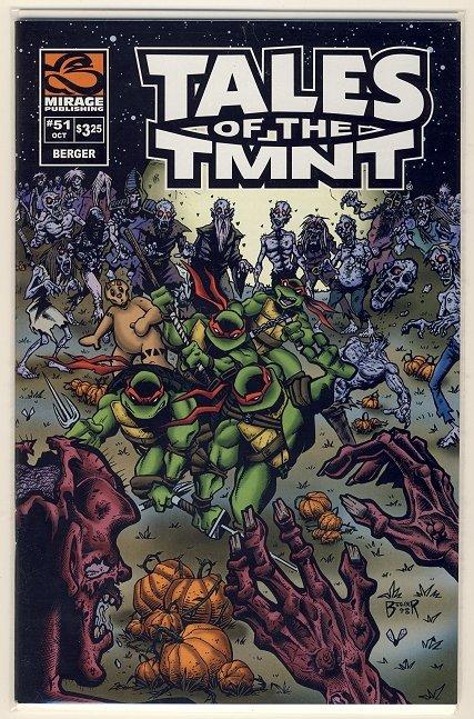 Tales of the TMNT Vol. 2 #51 Comic Book - Ninja Turtles