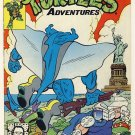 TMNT Adventures #5 Comic Book - Ninja Turtles - Archie