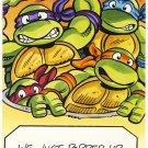 Teenage Mutant Ninja Turtles Birthday Greeting Card -  TMNT