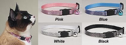 East Side Collection Puttin' On The Glitz Cat Collars