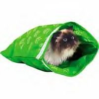 Zanies Kitty Krackling Hide-n-Seek Sack