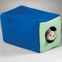 Zanies 8-Way Kitty Playhouse