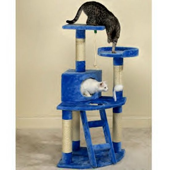 Meow Town Kitty Castle
