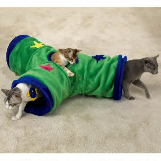 Meow Town Fishy Fun Tunnel