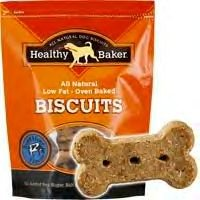 Healthy Baker Flavored Biscuits (Lamb/Rice) 4 Lb Bag