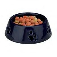 Pet Studio Paw Cutout Dishes 5 In