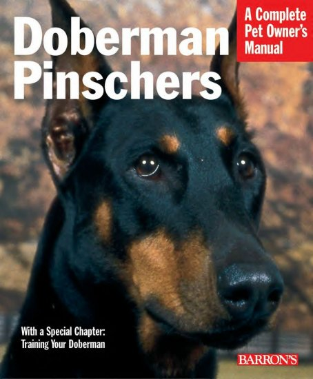 Doberman Pinschers (revised Edition)