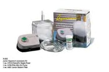Junior Pump & amp; Filter Starter Kit
