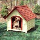 Premium Dog House Large 32x40x34