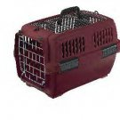 Aran 3 Clipper Pet Carrier - Beige/wine 25 X 17 X 16