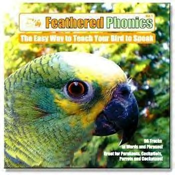 Bird Training Cd Volume 1 - Teach Your Bird To Speak