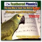 Bird Training Cd Volume 2 - Teach Your Bird To Sing
