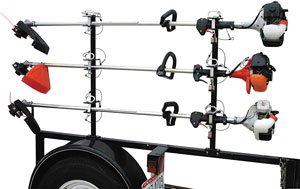 Lockable Trimmer Rack. Channel Style