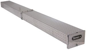 Conduit Carrier. Aluminum Diamond Plate
