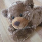 Aurora 12 Inch Plush Brown Teddy Bear