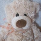 Gund  14 Inch Tan Teddy Bear Named Manni # 15015