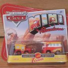 Disney Pixar Cars Mini Adventures Lightning McQueens Team Sarge & Fillmore