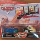 Disney Pixar Cars Mini Adventures Ramone and Sheriff Race Rods