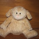 "Gund Plush Cream Beige Tan Little 7"" Lamb Named Libby #60069"