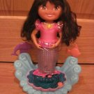 Fisher Price Dora Sparkle & Twirl Mermaid Doll