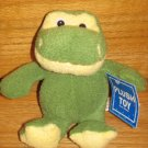 Shanghai Toy Time Enterprises Plush Green Frog Target
