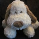 Kellytoy Kennel Klub Cream & Brown Plush Puppy Dog Kelly toy
