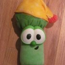 Fisher Price VeggieTales Jr. Asparagus Bedtime Lightup Singing Doll Veggie Tales