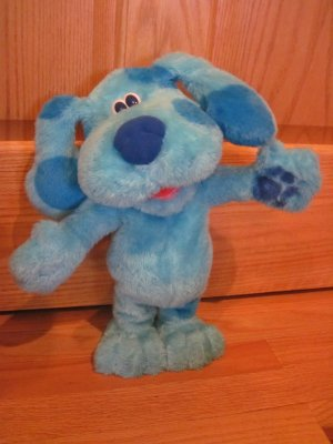 Fisher Price Sing and Boogie Blue Clues Dancing Toy