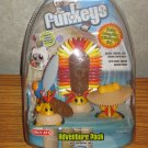 U.B. Funkeys Funkiki Island Exclusive Adventure Pack Sol, Native, Jerry & Pineapple King