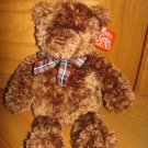 Gund Plush 13 Inch Brown Teddy Bear Named Muffles 2482