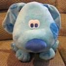 Blues Clues 10th Anniversary 12 Inch Plush Toy Big Head Gold Paw