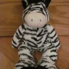 Kellytoy Plush 16 Inch Black & White Zebra