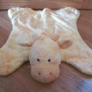 Baby Gund Plush Sprinkles Giraffe Yellow, Orange & Peach Baby Blanket Lovey 58125