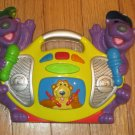 Bear in the Big Blue House Pip and Pop Rap Musical Stereo Boombox