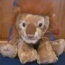 Fiesta 9 Inch Plush Sitting Bean Bag Jungle Cubs Lion
